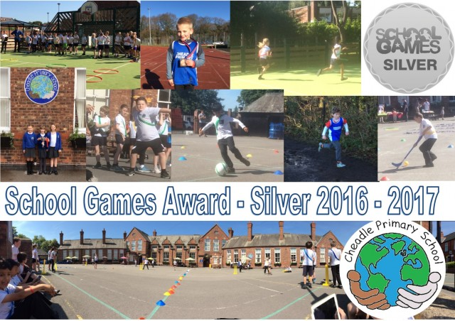 School Games award picture format